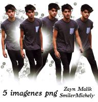 Pack 007 Zayn Malik Png Pack by SMILERMICHELY