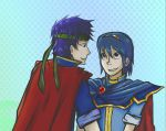 Ike and Marth by zeldaholic135