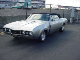 1968 Olds 442 by Shadow55419