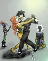 the tango by CrazyScarlet
