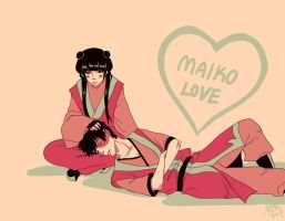 Maiko Request by NyaNanaX