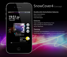 SnowCover4 - Concept by kenzodragon
