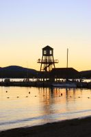 Memphremagog tower by RinFlorin