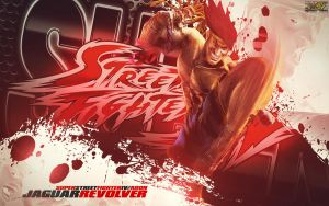 SSFIV Adon Wallpaper by TheShadowloo