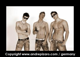 3 Discoboys - Pic 1 by AndrePizaro