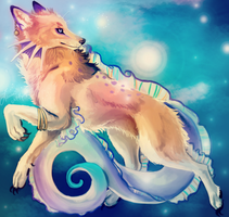 Seahorse Fox Adoptable Auction - Closed by revois