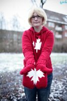 APH: maple leaf by FrauDoku