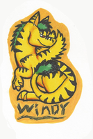 Windy Badge by Windicious