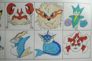 Pokemon constellation 2 by twinkelsparky1