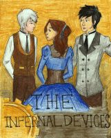 The Infernal Devices maybe poster? by Ara-bell