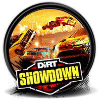 Dirt Showdown Icon by Komic-Graphics