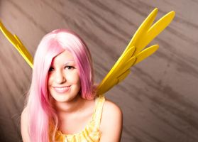 Fluttershy Cosplay by Siezure-in-a-Bag