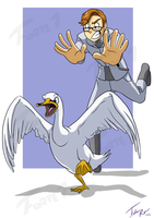 Portal: The Swan's Escaped by forte-girl7