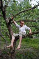 Tree Climber II by Eirian-stock