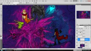 burst color preview by frenxi