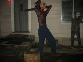 Resident Evil Halloween (Chainsaw Man) by InsomniousMachinist