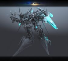 SOULSSHINE-ONLINE MECHAS 001 by SOULSSHADE