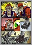 werefox Commie page2 by Black-rat