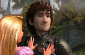 Hiccunzel: Welcome home Hiccup by returntowonderland