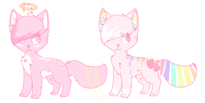 adoptables!! closed by felicities