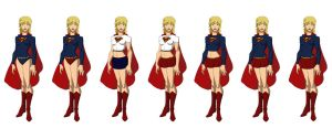 Supergirl Young Justice Style by jasonh537