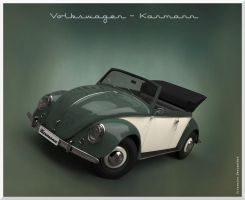 Vw Karmaan by Citronics