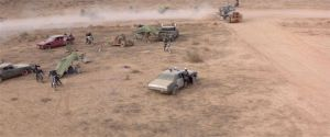 Mad Max The Road Warrior Ford Fairlane ZG 5 by MALTIAN