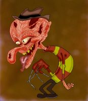 Freddy Krugaaaaaa by Makinita