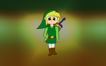 Wind Waker Link by Meowstic-45