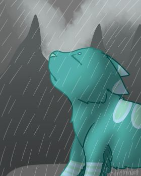 Rain by FindingMindely