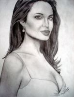 Angelina Jolie by T0FF