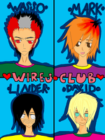 WIRES-CLUB ID 8D by HieisQueen07