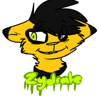 Zydrate Badge by sketchyinkk