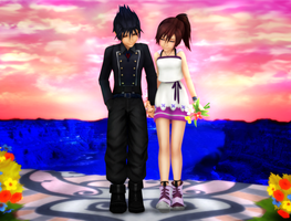 Two Years Later - Vanitas/Kairi by SorasPrincesss