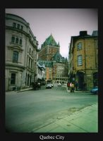Quebec City by sardonic