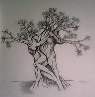 Tree Lovers by Cathematics