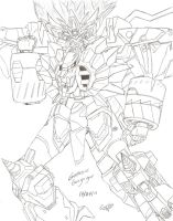 Genesic Gaogaigar by Steel-Dust
