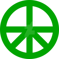 Peace On Earth Logo by KenScherer