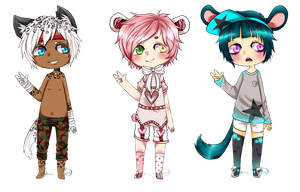 Adopt Auction Collab with Ikupe [CLOSED] by DramaticPumpkin12