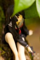 Jigoku Shoujo break time.. by AfterOfficeHours