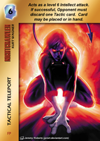 Nightcrawler Special - Tactical Teleport by overpower-3rd