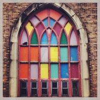 Church Colors by piratesofbrooklyn