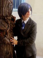 Carefully - Ciel Phantomhive by TheWitchOfFailing