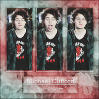 Photopack 2106 - Michael Clifford by BestPhotopacksEverr
