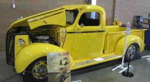 39 Chevy pickup by zypherion