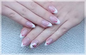 Nail art 263(Gel nails) by ChocolateBlood