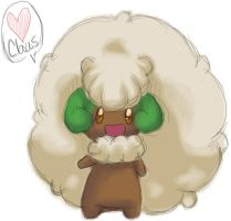 Whimsicott by Judgement-Kratos
