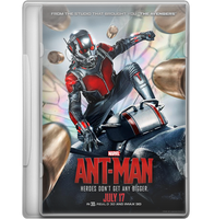Ant-Man Movie Icon by Ibe48
