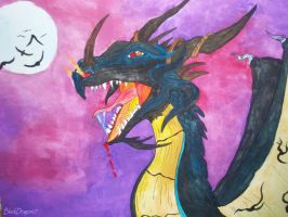 2012, Year of the Dragon... by BlackDragon07