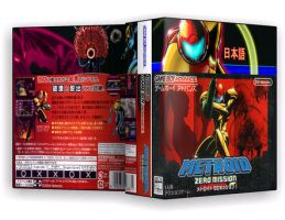Custom Cover: Metroid ZM by RockinX